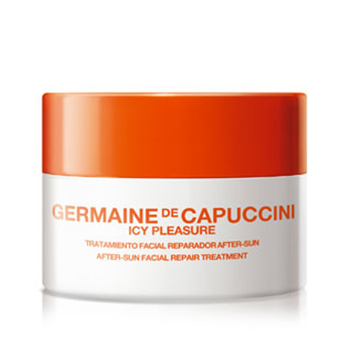 Germaine de Capuccini. SOLAR. ICY PLEARURE TRATAMIENTO FACIAL AFTER SUN 50 ml