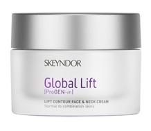 SKEYNDOR. Global Lift. Face Contour Normal Skins 50 ml