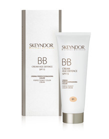 Skeyndor. Natural Defence. BB Cream 40 ml. Tono 01