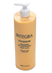 Integra. Sun Defense. Emulsión Zanahorias SPF3 500 ml