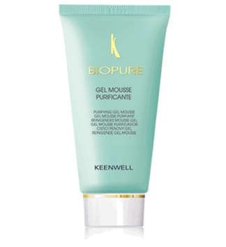 Keenwell. Biopure. Gel Mousse Purificante 150 ml