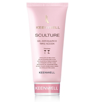 Keenwell. Corporal. Gel Anti-Celulítico Triple Acción 200 ml