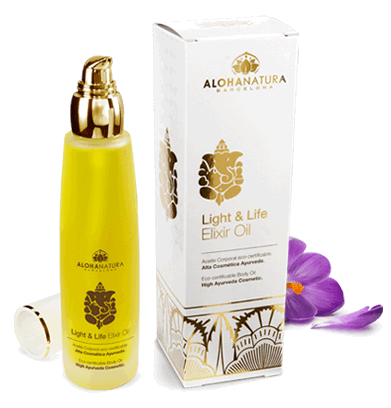 Alohanatura. Ayurveda. Light & Life elixir Oil 100 ml