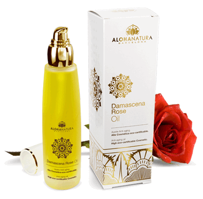 Alohanatura. Ayurveda. Damascena Rose Oil 100 ml