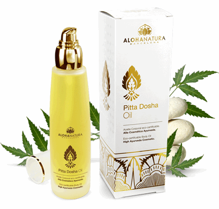Alohanatura. Ayurveda. Pitta Dosha Oil 100 ml