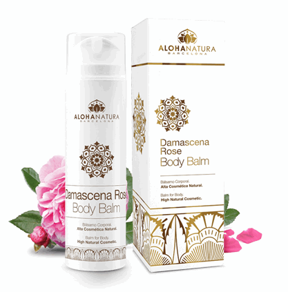 Alohanatura. Ayurveda. Damascena Rose Body Balm 200 ml