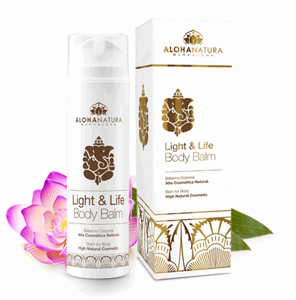 Alohanatura. Ayurveda. Light & Life Body Balm 200 ml