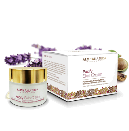 Alohanatura. Ayurveda Facial. Pacify Skin Cream 50 ml