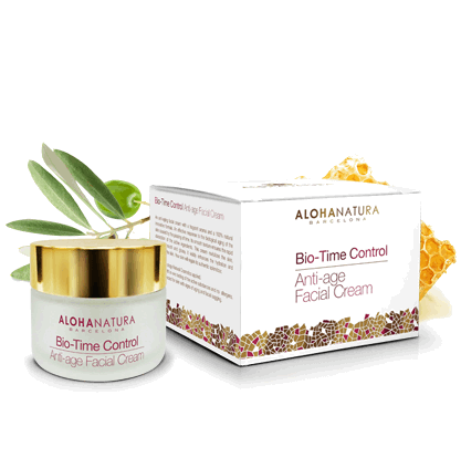 Alohanatura. Ayurveda Facial. Bio-Time Control Cream 50 ml