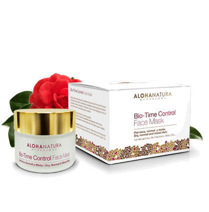 Alohanatura. Ayurveda Facial. Bio-Time Control Face Mask 50 ml