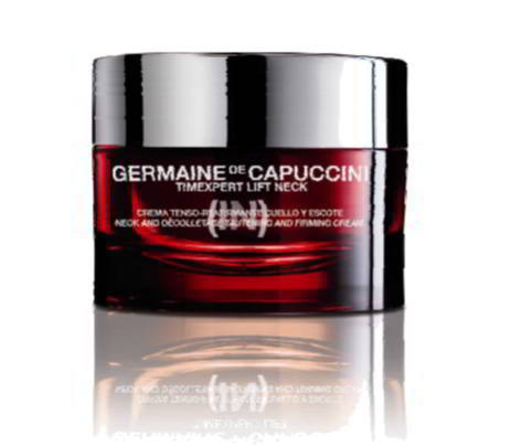 Germaine de Capuccini. Lift (IN) Crema Tenso-Reafirmante Cuello y Escote 50 ml