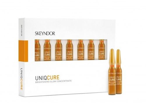 Skeyndor. Uniqcure Concentrado Brightening Glow 7x2 ml
