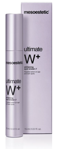 Mesoestetic. Ultimate W+. Ultimate W+ Whitening Spot Eraser 15 ml