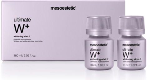 Mesoestetic. Ultimate W+ Whitening Elixir 6x30 ml