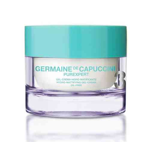 Germaine de Capuccini. Purexpert. Gel Crema Hidro-Matificante Oilfree 50 ml