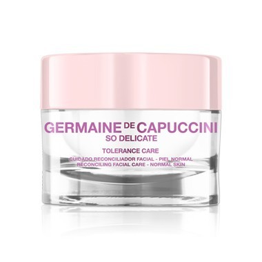 Germaine de Capuccini. SO DELICATE. Tolerance Care 50 ml.
