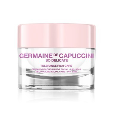 Germaine de Capuccini. SO DELICATE. Tolerance Rich Care 50 ml.