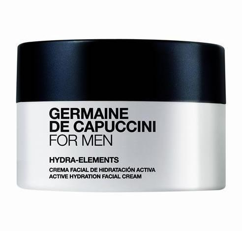 GERMAINE DE CAPUCCINI. FOR MEN. HYDRA-ELEMENTS 50 ml