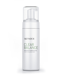 Skeyndor. Clear Balance. Mousse Purificante 150 ml