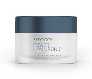 Skeyndor. Power hyaluronic. Emulsion Hidratante Intensiva 50 ml
