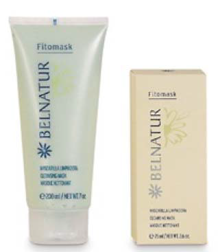 BELNATUR. Mascarillas. FITOMASK. 200 ml.