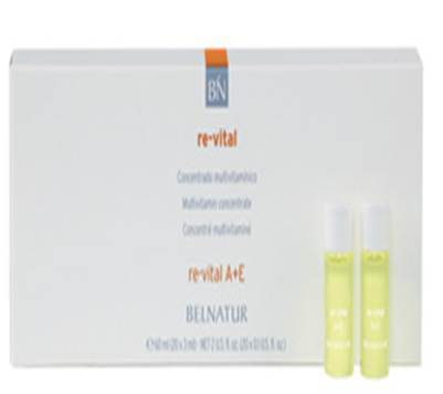 BELNATUR. Re-Vital. RE-VITAL A+E. 20x3 ml.