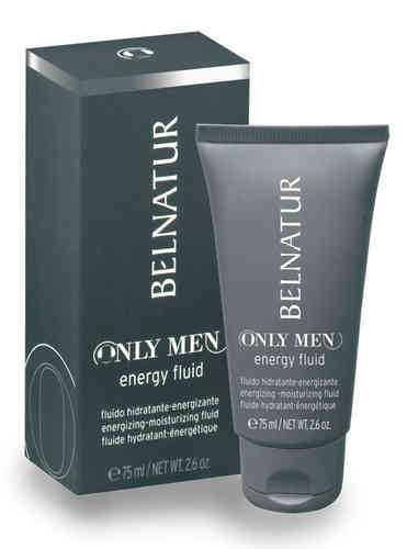 BELNATUR. Only Men. ENERGY FLUID. 75 ml.