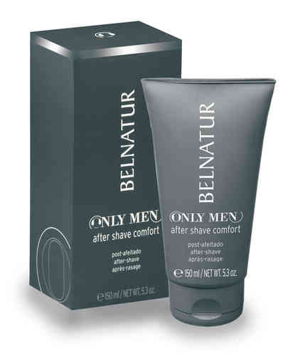 BELNATUR. Only Men. AFTER SHAVE COMFORT. 150 ml.