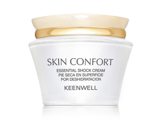Keenwell. Skin Confort. Essential Shock Cream 50 ml