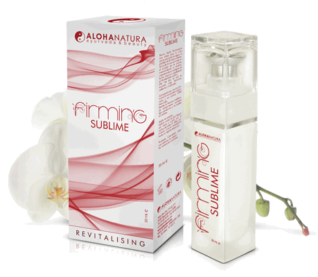 Alohanatura. Ayurveda. Sérum Facial Frming Sublime 30 ml