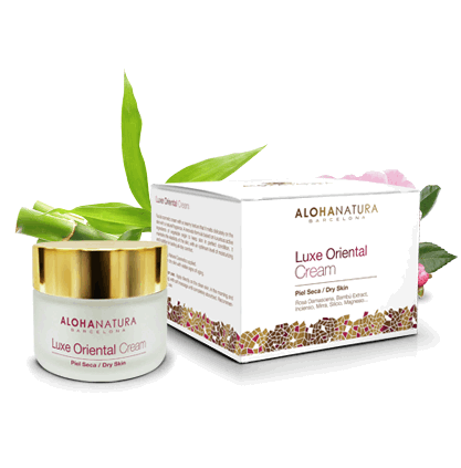 Alohanatura. Ayurveda Facial. Luxe Oriental Cream 50 ml