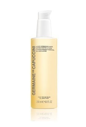 Germaine de Capuccini. Options. Aceite Desmaquillante Exprés Rostro y Ojos 200 ml