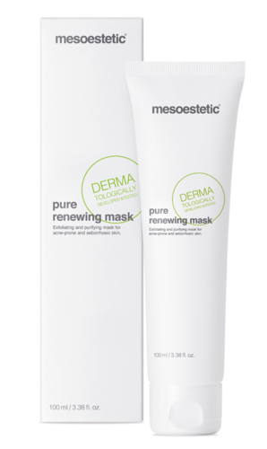 Mesoestetic. Acné Solution. Pure Renewing Mask 100 ml