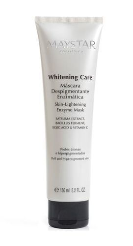 MAYSTAR. Whitening Care. Máscara Despigmentante 150 ml