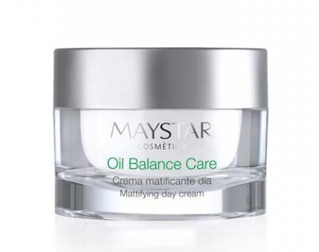 MAYSTAR. Oil Balance Care. Crema Matificante Día 50 ml