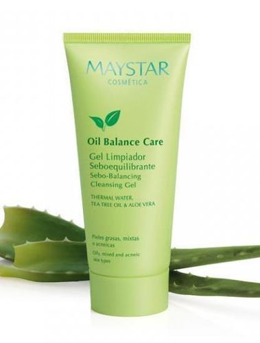MAYSTAR. Oil Balance Care. Gel Limpiador 100 ml