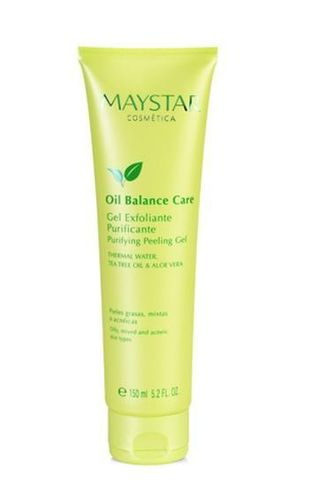 MAYSTAR. Oil Balance Care. Gel Exfoliante Purificante 150 ml