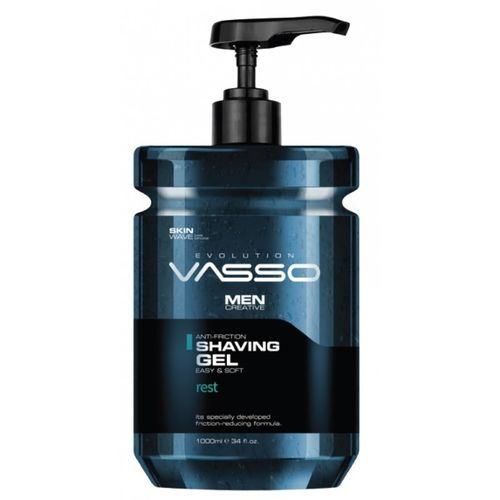 Vasso. Shaving Gel Rest 1000 ml