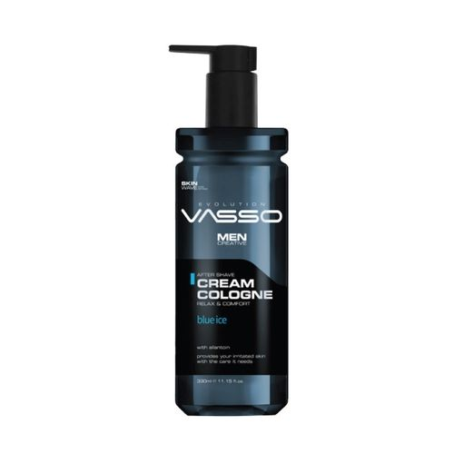 Vasso. After Shave Cream Cologne Blue Ice 330 ml