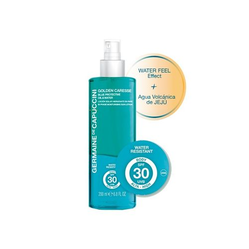 Germaine de Capuccini. Blue Protective Oil & Water Bi-Phase SPF 30 200 ml