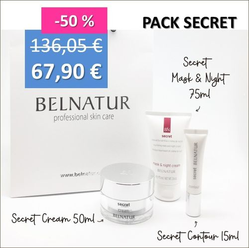 Belnatur. Pack Secret 2020