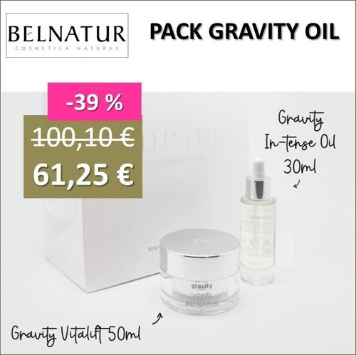 Belnatur. Pack Gravity + Oil 2020